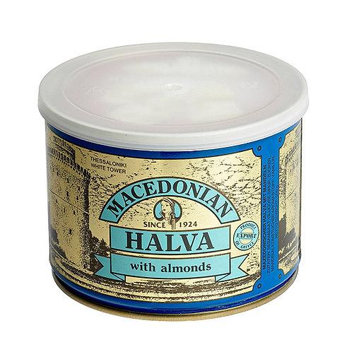 Macedonian Halva Almond tin 500gr