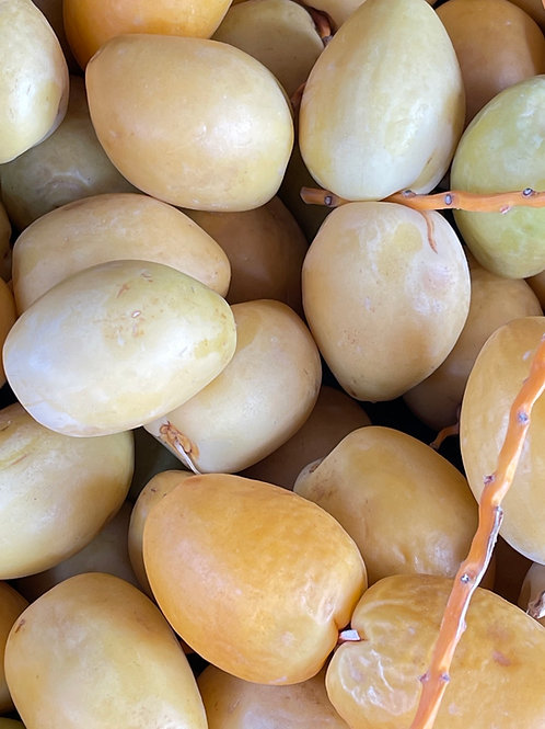 Dates Yellow Fresh - per kg
