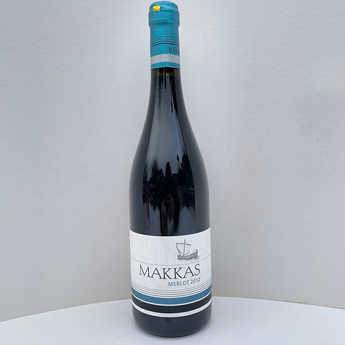 Makkas Merlot Red Wine