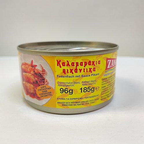 Zanae Squid in hot sauce - 185gr