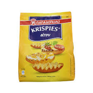 Papadopoulou Krispies Wheat - 200gr