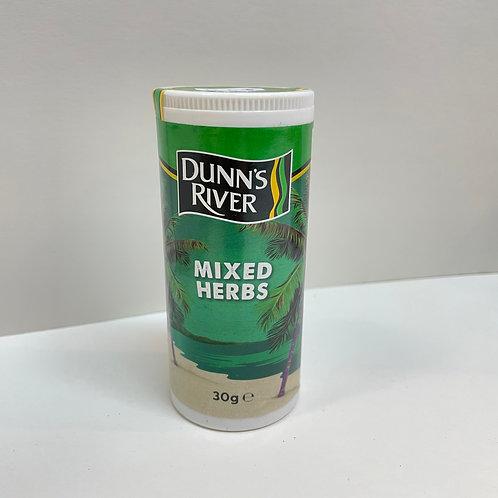 Dunn's Dried Mixed Herbs - 30gr