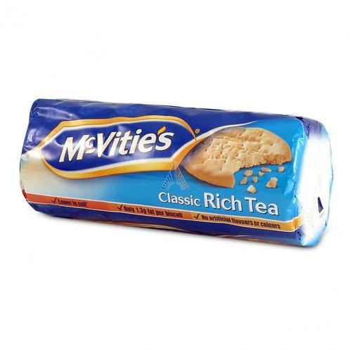 McVities Rich Tea Biscuits - 300gr
