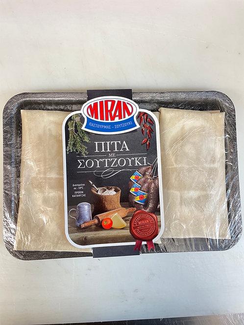 Miran Pastries with Soutzouki