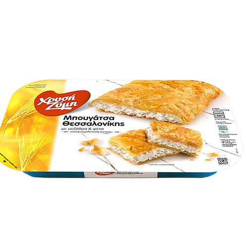 Xrysi Zymi Bugatsa with Cheese - 450gr
