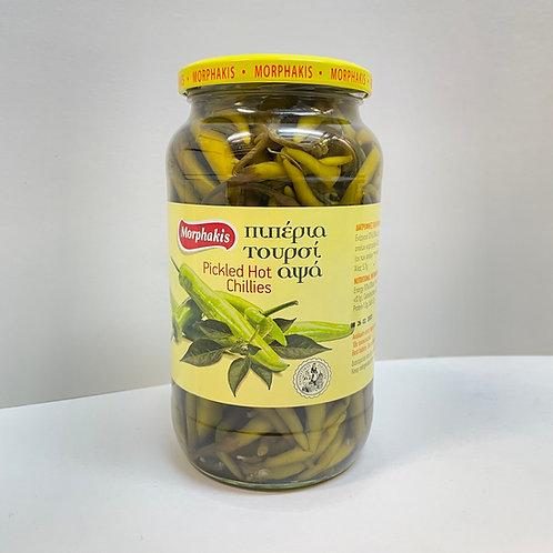 Morphakis Pickled Caper Leaves - 1kg