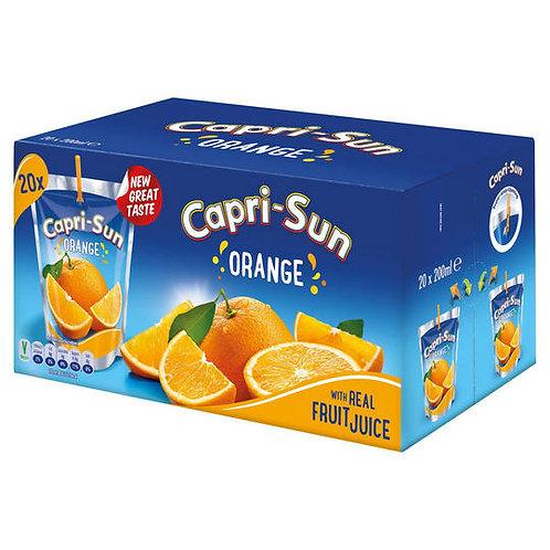 Capri Sun orange 200ml box-20