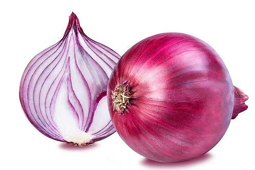 Onions Red - per kg
