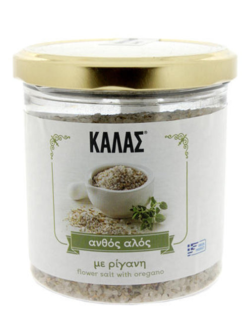 Kalas Flower Salt with Oregano - 300gr