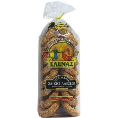 Elenas Whole Wheat Crisprolls - 400gr
