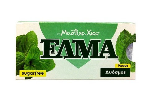 ELMA Spearmint SugarFree - 10s
