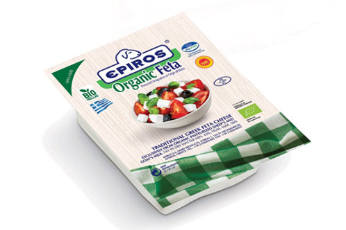 Epiros Organic Feta VP - 200gr