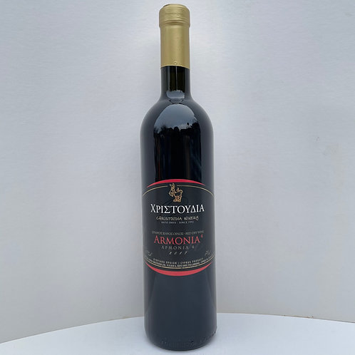 Ktima Christoudia Armonia Red Wine