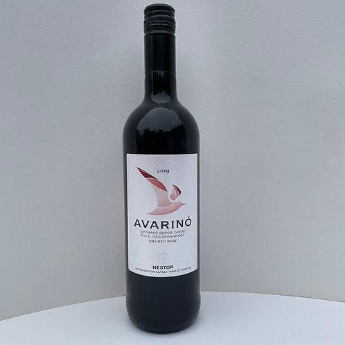 Avarino Red Wine 2019
