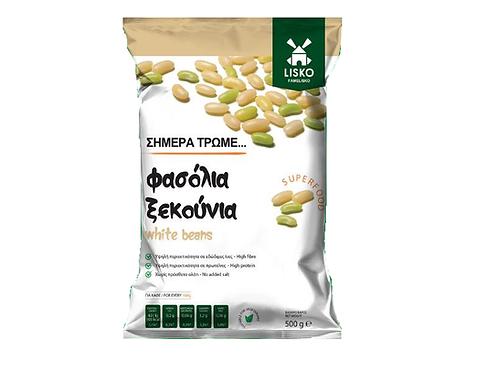 Lisko Frozen Beans - Fasolia Xekounia - 500gr