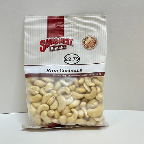 Sunburst Cashews - 470gr