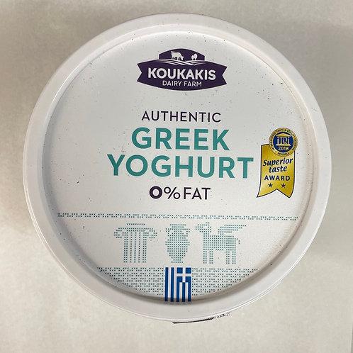 Koukakis Greek yogurt 0% - 500gr