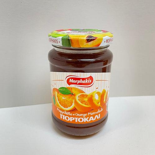 Morphakis Orange Jam - 340gr