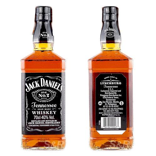 Jack Daniels Whisky - 700ml