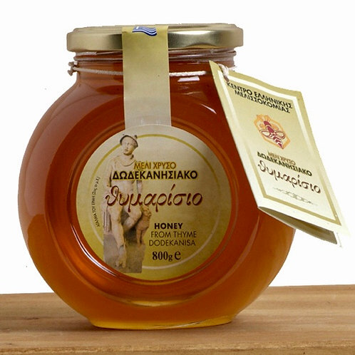 Dodekanisiako GR Thyme Honey 800gr