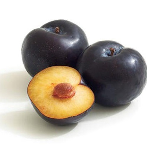 Black Plums - per kg