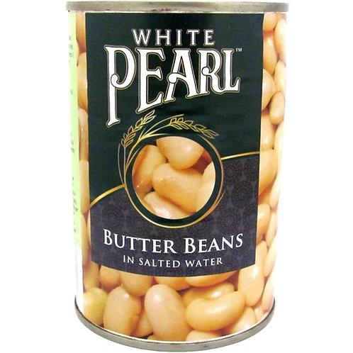 White Pearl White Kidney Beans - 400gr