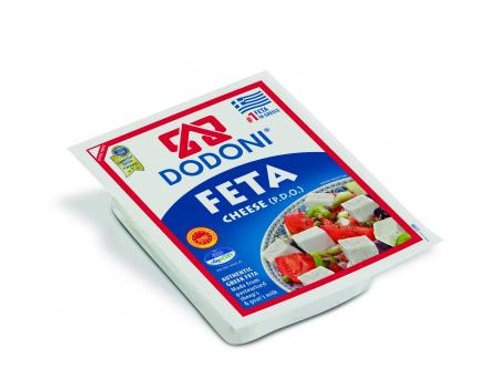 Dodoni Organic Feta Vacuum Pack - 200gr