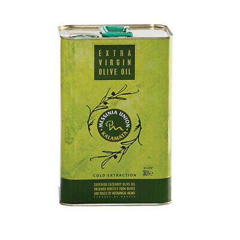 Messinias Union Extra Virgin Olive Oil - 3L