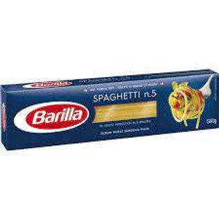 Barilla Spaghetti No.5 - 500gr