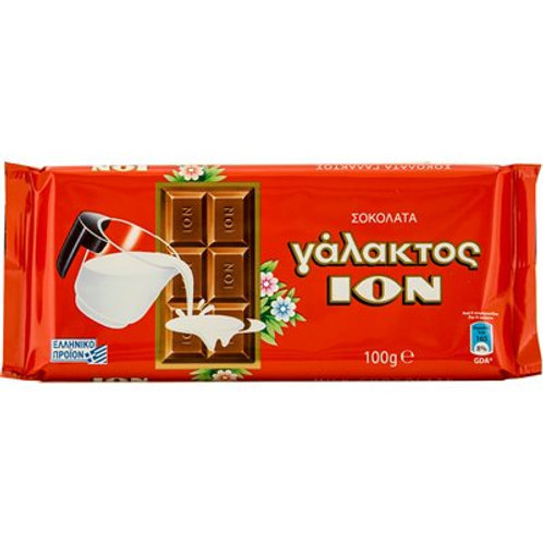 ION Milk chocolate - 100gr
