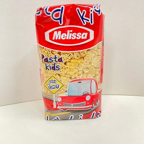 Melissa Pasta Kids Cars - 500gr