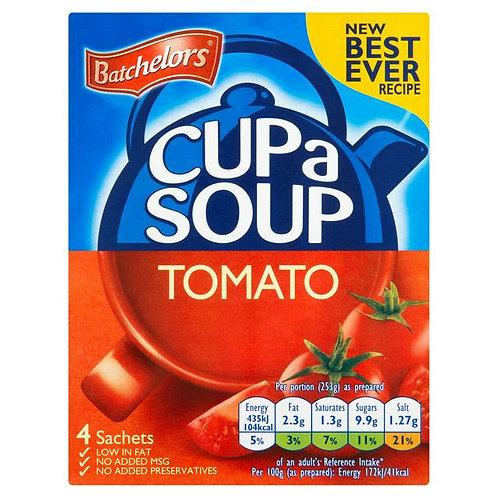 Cup a soup Tomato 4s