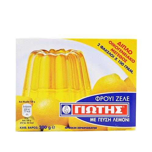 Jotis Jelly Lemon - 200gr