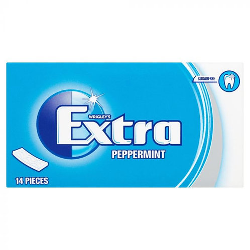Extra soft peppermint - Pack-14