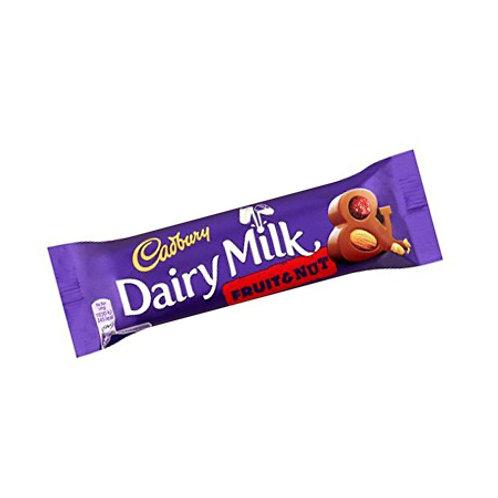 Cadbury Fruit & Nut - 95gr