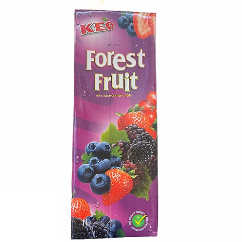 KEO Forest Fruit Nectar - 1L