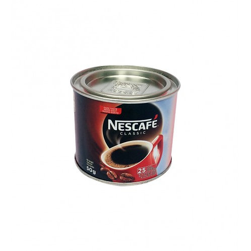 Nescafe Classic Tin - 50gr
