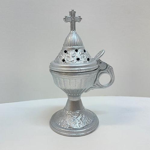 Kapnistiri Metal Silver