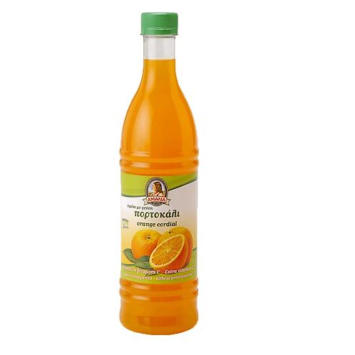Amalia Orange Cordial - 720ml
