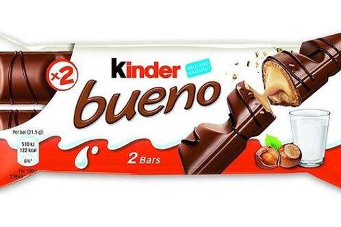 Kinder Bueno 2bars - 43gr