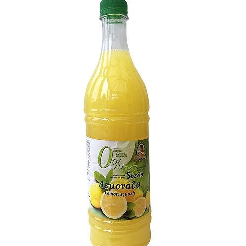 Amalia Lemon Cordial Stevia - 1L