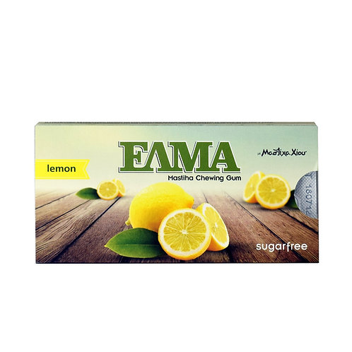 ELMA Lemon Sugar Free - 10s