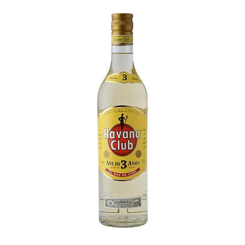 Havana Club 3Year - 700ml