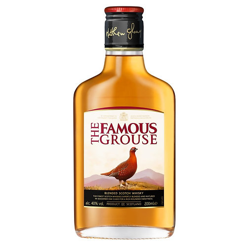 Famous Grouse Whisky - 200ml