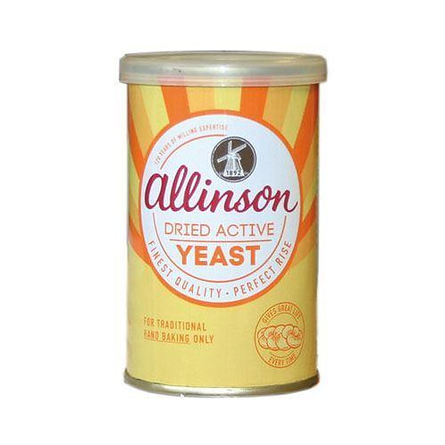 Allinson Dried Active Yeast - 125gr
