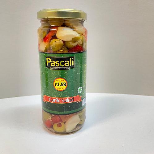 Pascali Garlic salad - 340gr