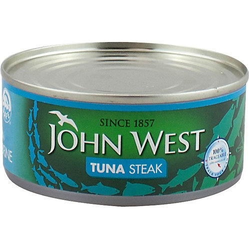 John West Tuna steak in Brine - 160gr