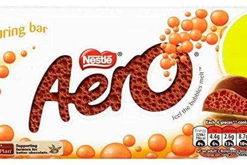 Aero Giant Orange - 100gr