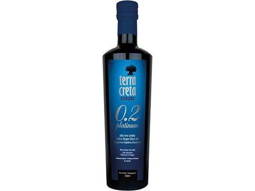 Terra Creta Estate 0.2 platinum - 500ml