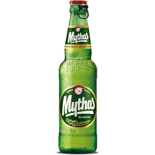 Mythos hellenic beer - 330ml